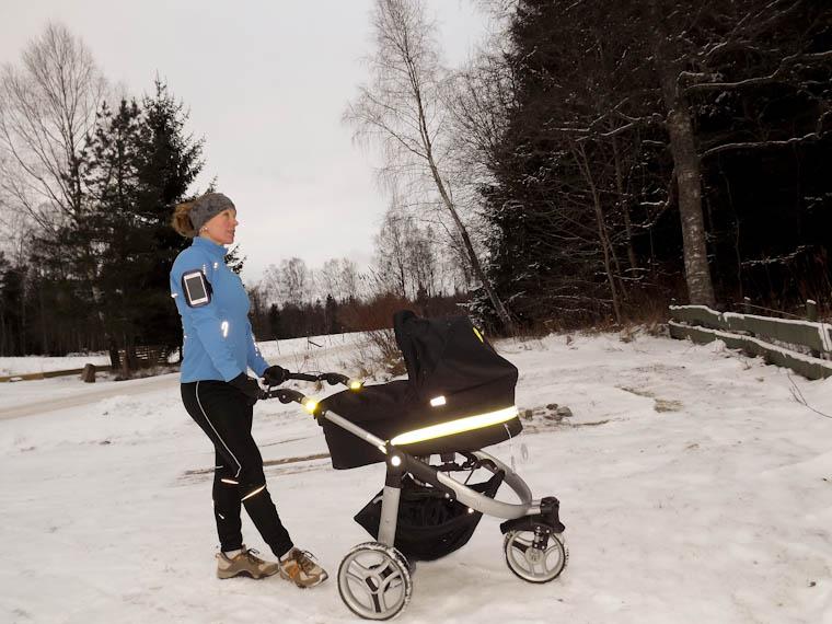 Fitnesscoachen i form efter graviditet (1 av 1)
