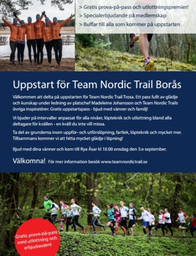 TNT Borås uppstart