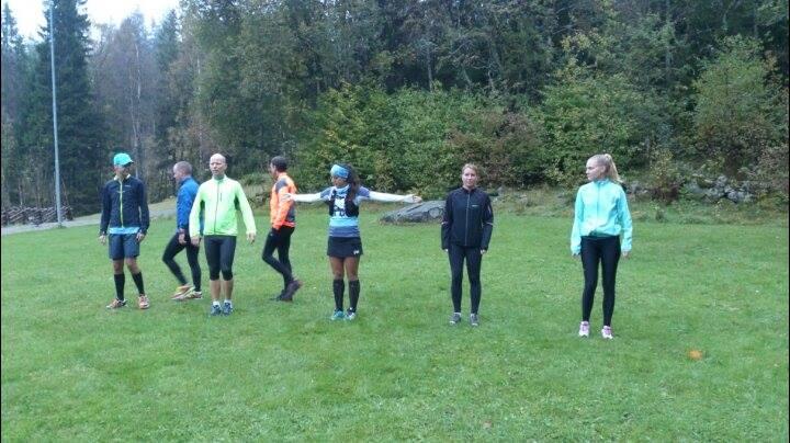 Team nordic trail Borås