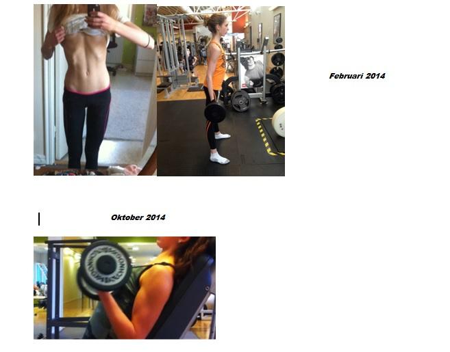 Gästinlägg Elin anorexia träning