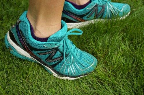 Löpning snabbdistans New balance 890